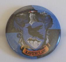 Harry Potter 2004 Ravenclaw Crest Single Pinback Button B-Hp-4