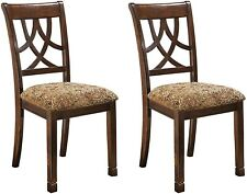 Ashley Furniture Signature Design Upholstered Side Chair - Leahlyn, Set of 2