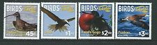 NEW ZEALAND 2017 TOKELAU BIRDS UNMOUNTED MINT, MNH
