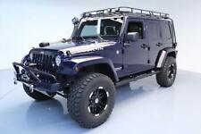 2013 Jeep Wrangler Unlimited Rubicon Sport Utility 4-Door