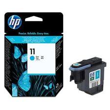 ORIGINAL HP Cabezal de impresión DESIGNJET 111 500 510 800 / Nr. 11 C4811A CIAN
