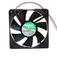 FOR Nidec D06A-24TS8 01 24V 0.15A 6025 double Ball 2 Line Super mute Heat dissipation Fan