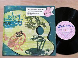 """10"""" Various - Die tönende Palette  Udo Jürgens mit den Octavios Heliodor 330006"""
