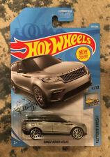 Hot Wheels 2019 237/250 Walgreen's Exclusive Color Silver Range Rover Velar