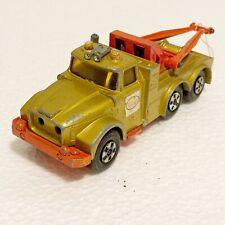Vintage Matchbox Super Kings K-2 Scammel Heavy Wreck Truck