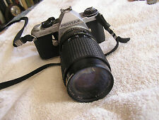 Vintage Pentax Me Super Camera with toshiba 58MM lens