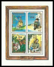 New Caledonian Birds Stamps