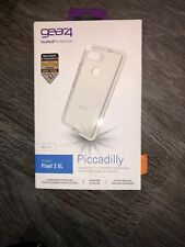 Gear4 Piccadilly Series Case for Google Pixel 2 XL - Clear/White