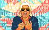 Ric Flair Wrestling Pop Art Glossy Art Print 8x10 Inch Hologram Bret Hart