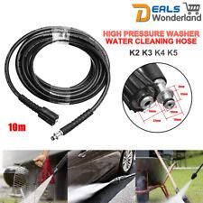 10m High Pressure Washer Water Cleaning Hose for Karcher K2 K3 K4 K5