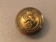 Original Kings Own Royal Lancaster Regiment King's  Tunic Button 19mm
