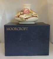 Moorcroft Magnolia Vase - limited edition 75/94 -  boxed