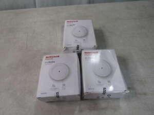 Lot of 3 Honeywell ProSeries Wireless Glassbreak Detector PROSIXGB