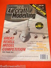 SCALE AIRCRAFT MODELLING - USAF HEAVY LIFTERS - JULY 1996