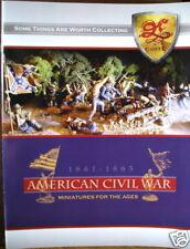 Conte American Civil War 16 page Brochure Troiani Rocco