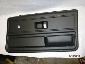 NEW REPO 1973-1976 ABS CHEVROLET/GMC TRUCK PLASTIC DOOR PANEL BLACK 73 74 75 76