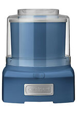 NEW Cuisinart Ice Cream Maker: Gumball Blue: ICE-21GBXA