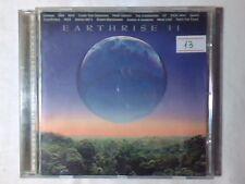 Cd Earthrise II GENESIS QUEEN R.E.M. U2 ELTON JOHN TEARS FOR FEARS SEAL INXS