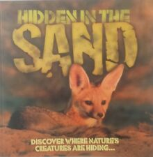 Hidden In The Sand,   Discover ...   By Barbara Taylor,     VG~ P/B    FREE POST