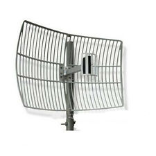 Long range wifi antenna 24dBi 2.4G WIFI Wireless Grid Parabolic Antenna N Female