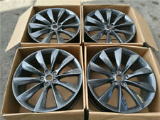 "Tesla model S 21"" inch wheels rims T-style 21inch 21x8.5 ET40"