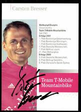 Carsten Bresser T-Mobile Radsport TOP AK +47373 + A 76138