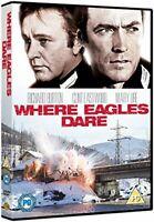Where Eagles Dare  [1968] [DVD][Region 2]