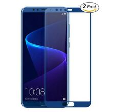 2 Pack for Huawei Honor View 10 Screen Protector 0.26mm 9h Tempered Glass