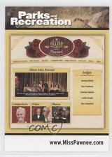 2013 Press Pass Parks and Recreation Seasons 1-4 #83 wwwMissPawneecom Card 2a1