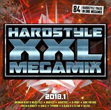 Hardstyle XXL Megamix Vol 2 2 CD