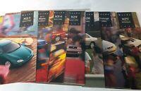 1995 Mazda Brochure Lot MX-3 Miata MX-5 MX-6 Protege 929 MPV 626 Features Specs