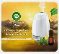 Diffuseur De Parfums Huiles Essentielles Air Wick Kit Aroma Essentiel Mist Nuage