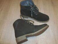 EMU EXPLORER Boots Size UK 7 - Dark Olive