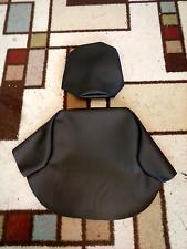 HONDA VT1100C-2 Shadow ACE 1995- 2001 Plain 2 Piece Custom Motorcycle Seat Cover