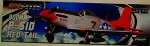 FMS P-51D V2 Big Beautiful Doll PNP, 800mm FMM016PBBD