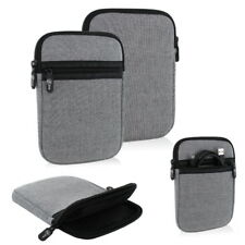 gk line Ebook Reader Tasche Etui Hülle Case für Amazon Kindle Paperwhite 3G grau