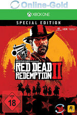 [XBOX ONE] Red Dead Redemption 2 Special Edition-Microsoft Xbox Digital code