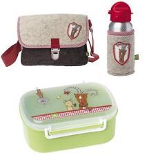 Sigikid Mountain Beast Bergwelt Set Kindergartentasche 50112 Brotbox 50102 50103
