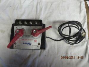 Vintage Working Lionel Multi Control Toy Transformer Type 4090 90 Watt Postwar