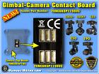Gimbal Contact Board CGO3+-CGOET-C23-E50-E90 Cameras YUNCGO3P115SVC