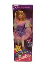 Vintage Barbie Special Edition 1994 Tooth Fairy Barbie Doll Nrfb Purple/Pink
