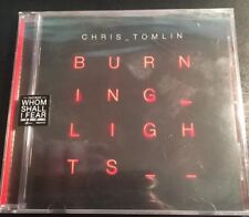 NEW-Burning Lights CD CHRIS TOMLIN  (2013, Sixstepsrecords, Sparrow) Sealed
