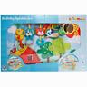 Baby Activity mit Spiegel Krabbeldecke Spielbogen Spieldecke Erlebnisdecke Gym