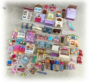 CHOICE Fisher Price Loving Family Dollhouse Furniture People Accessories U PICK