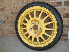 Mazda RX-8 Spare Tire Bridgestone T125/70D17 , OEM , RX8 2004 - 2011