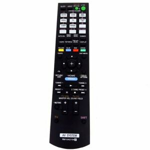 New RM-AAU104 For Sony Audio Video Receiver Remote Control STR-DH520 STR-DH710