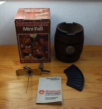 VINTAGE Henninger MINI-botte SPILLATORE Per Party-dosi OVP