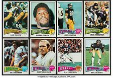 1975 Topps Football Cards Singles U Pick #452-528 EX $2 ea. FREE SHIPPING !!!