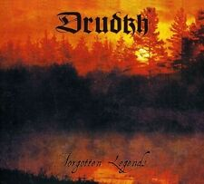 Drudkh - Forgotten Legends CD 2009 folk black metal Ukraine reissue jewel case