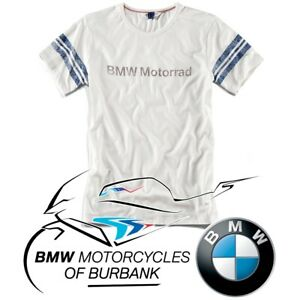 BMW Motorrad T-shirt, Men's Genuine Motorcycle STYLE